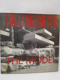 Fallingwater: The Architectureal Model流水别墅的建筑模型