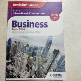 Revision Guide     Business second Edition