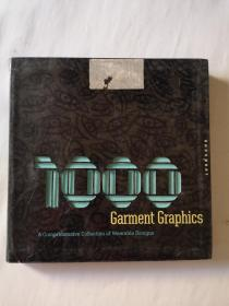 1000 Garment Graphics:A Comprehensive Collection of Wearable Designs