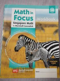 Math in Focus: Singapore Math by marshall cavendish 5B