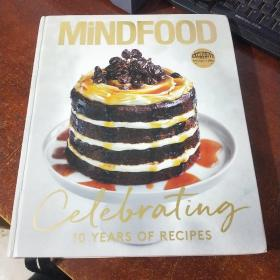 Mindfood Cookbook:Celebrating 10 Years of Recipes