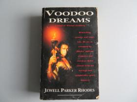 VOODOO DREAMS:A NOVEL OF MARIE LAVEAU