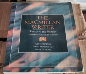 THE MACMILLAN WRITER 作家麦克米伦 英文原版