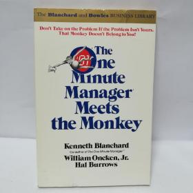 The One Minute Manager Meets the Monkey  一分钟管理者