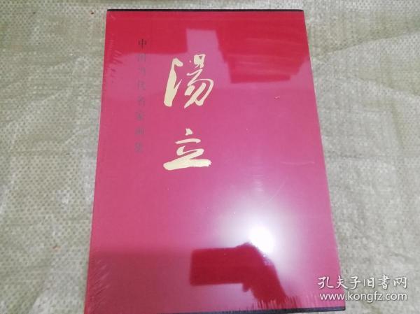 【双12低价拍卖】中国当代名家画集:汤立(全网最低价)