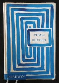 VEFA''S  KITCHEN(希腊食谱,英文版)