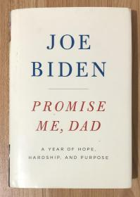Promise Me, Dad: A Year of Hope, Hardship, and Purpose 9781250171672