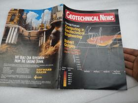 【外文书籍】GEOTECHNICAL NEWS