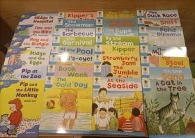 Oxford Reading tree 1-36