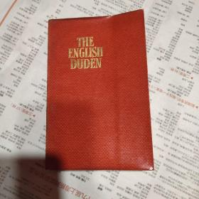 The English Duden