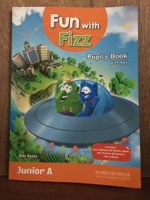 FUN with Fizz:Pupill's Book with key