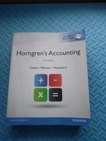 HORNGREN'S ACCOUNTING  (tenth Edition)