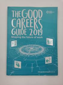the good careers guide 2019 shaping the future of work
