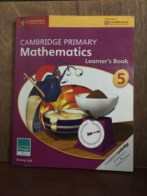 Cambridge Primary Mathematics Stage 5 Learners Book