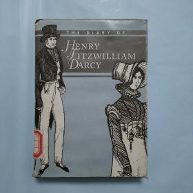 The diary of henry fitzwillam darcy