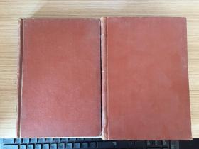 A GRAMMAR OF CONTEMPORARY ENGLISH  PARTⅠ+Ⅱ (現代英語語法:句子的組合+名詞、形容詞、冠詞),兩冊合售【精裝 小16開兩厚冊】