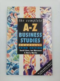 The Complete A-Z Business Studies Handbook