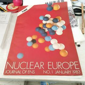NUCLEAR  EUROPE  JOURNAL OF ENS NO.1 JANUARY 1983(南柜4)
