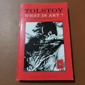 TOLSTOY WHAT IS ART?