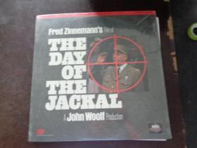 Fred Zinnemanns Film of The Day of The Jackal:白胶唱片
