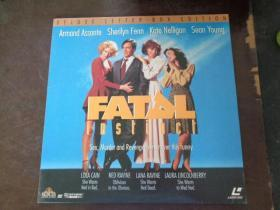 Fatal instinct :Sex,Murder and Revenge Were Never This Funny:白胶唱片