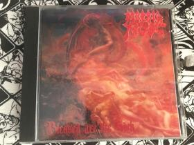 CD Morbid angel Blessed are the sick 死亡金属乐队 专辑