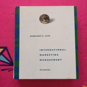 INTERNATIOAL MARKETING MANAGEMENT