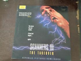 Scanners III :The Takeover:白胶唱片