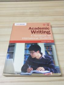 Academic Writing:A Handbook for International Students
