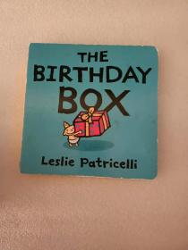 The Birthday Box [Board book]