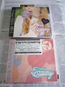 Tommy heavenly6 PAPER MOON(simple版)CD/1张