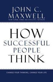 成功人士的思维方式 英文原版How Successful People Think