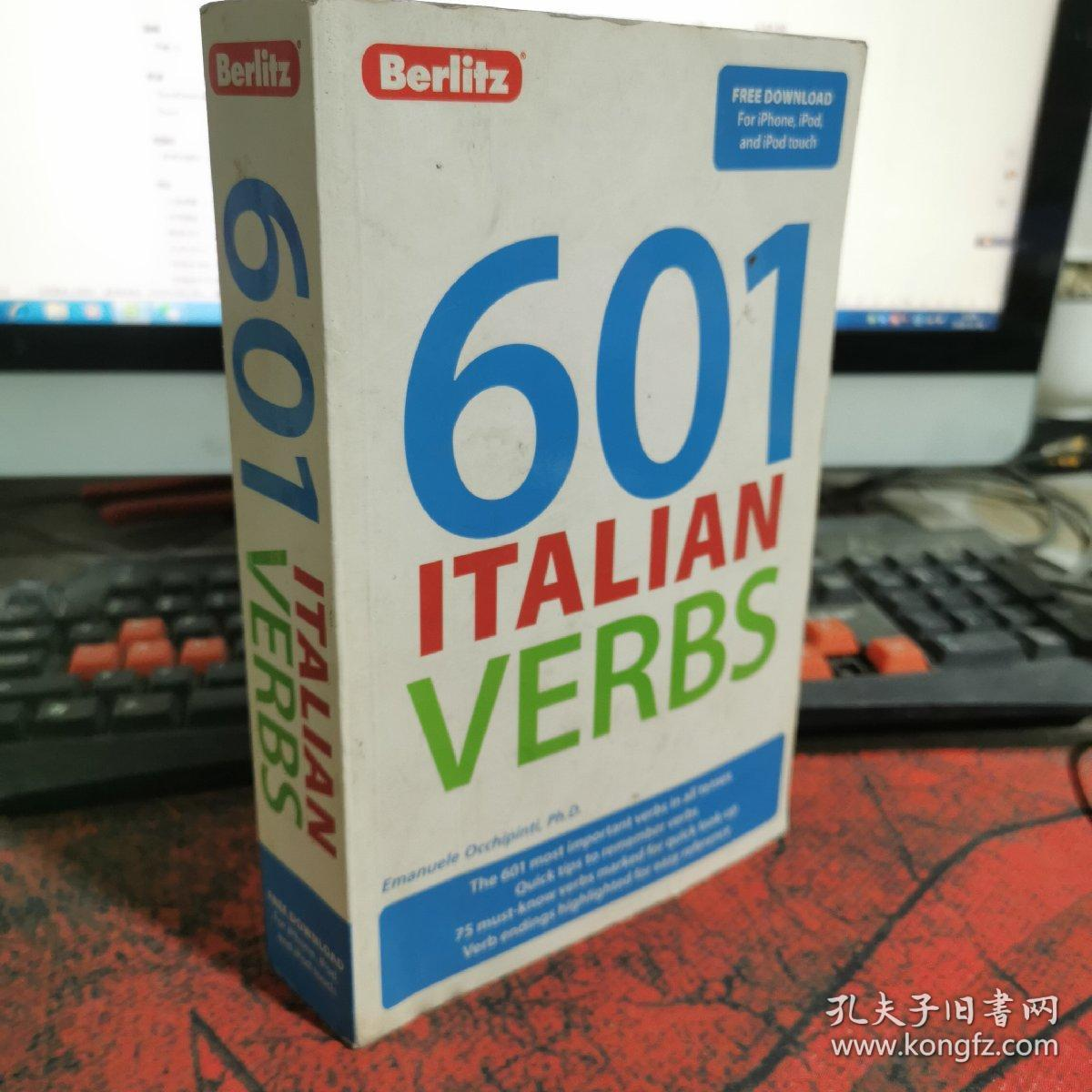 601ItalianVerbs(601Verbs)(EnglishandItalianEdition)