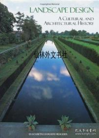 【包邮】Landscape Design: A Cultural and Architectural History
