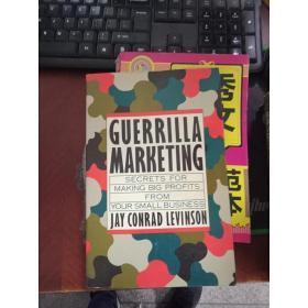 特价~[现货特价]Guerrilla Marketing by Jay Conrad Levinson 英