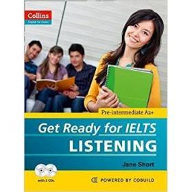 Get Ready for IELTS - Listening: IELTS 4+ (A2+) (Collins Eng
