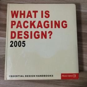 WHAT IS PACKAGING  DESIGN? 2005