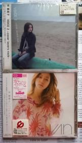伴都美子/Flower/VOICE2 ~cover lovers rock~/日版正品CD(simple版)