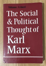 The Social and Political Thought of Karl Marx 马克思的社会与政治思想  9780521096195