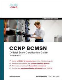 Ccnp Bcmsn Official Exam Certification Guide (4th Edition)