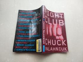 Fight Club:A Novel