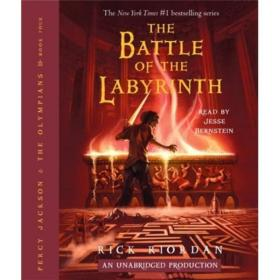 The Battle of the Labyrinth(Audio CD)