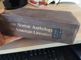 THE NORTON ANTHOLOGY OF AMERICAN LITERATURE (諾頓美國文學選集 1-2)