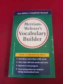 Merriam Websters Vocabulary Builder