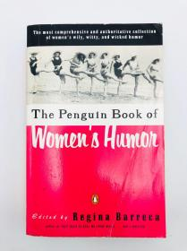 The Penguin Book of Women's Humor 英文原版-《企鹅女性幽默读本》