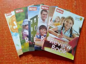 VIPKID Review BOOK Level2(Book1-4)Units1-12