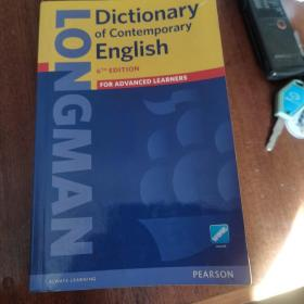Longman dictionary of contemporary English       6th