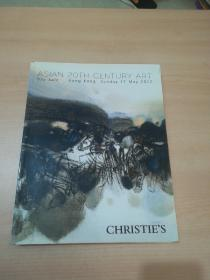 Christie's Hong Kong ASIAN 20TH CENTURY ART DAY SALE Sunday 27 May 2012
