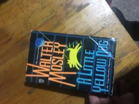 WALTER MOSLEY A LITTLE YELLOW DOG