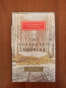 Alexander Pushkin: The Collected Stories (Everyman's Library) (全新布面精装)